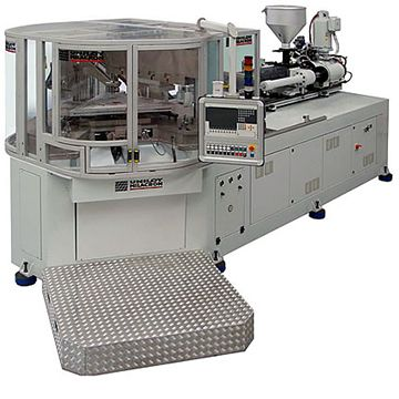 Injection Moulding Machine (vertical)