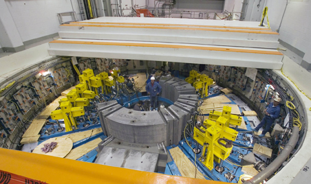 Protect Shutter Operation on Spallation Neutron Source at Oak Ridge